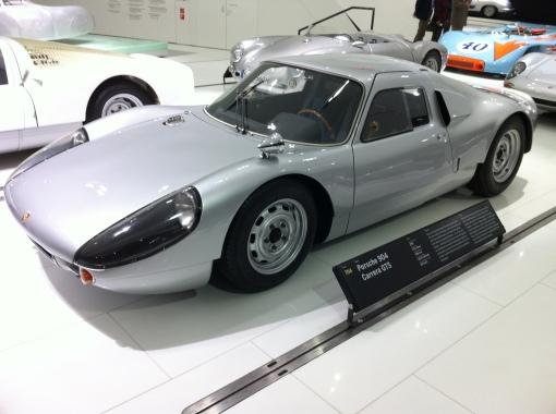 Porsche 904 Coupe
