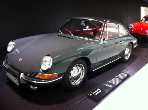 The first Porsche 911