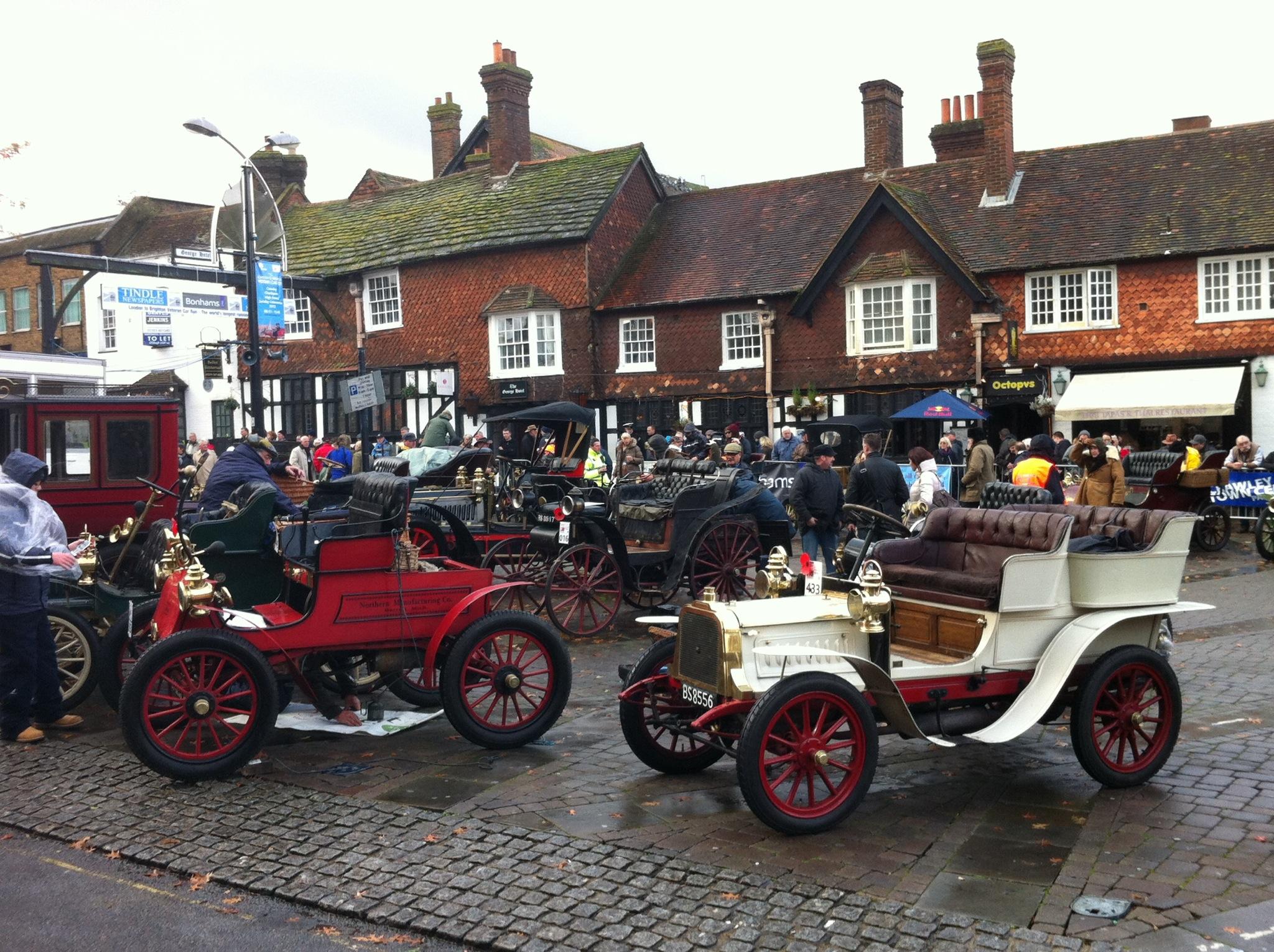 London to Brighton Veteran Car Run | morewheelspin