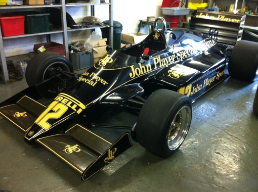 Lotus Mansell