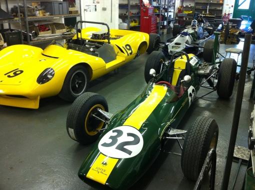Lotus Workshop