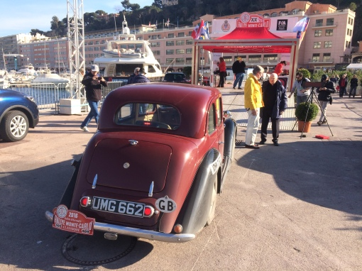 UMG Monte 16 36 Monaco Finish